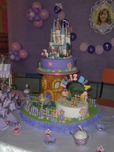 torta delle principesse