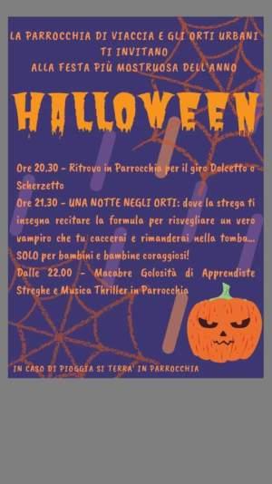 Halloween-in-parrocchia
